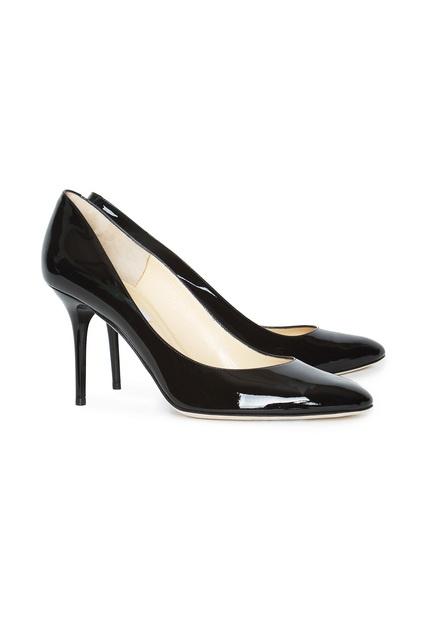 Черные лакированные туфли Gilbert Jimmy Choo - Jimmy Choo, Обувь, Туфли, вид 1