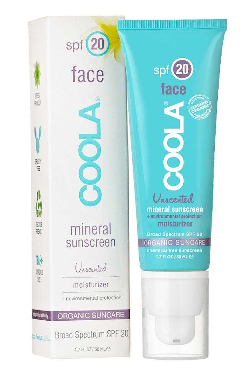 Увлажняющий солнцезащитный крем для лица